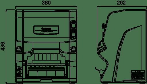 ASM250 CE - SCHÉMA